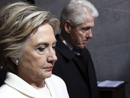 Finanzvorsteher der Clinton Foundation: Ich weiss, wo die Leichen begraben sind!