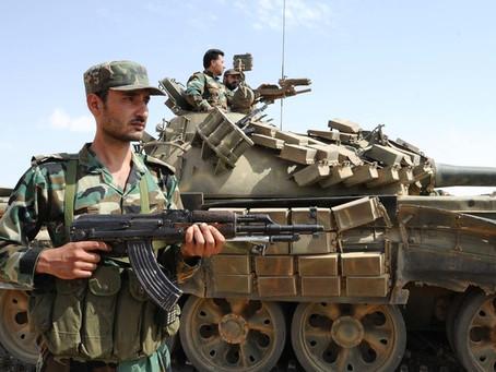 Syrien: Armee befreit letzte IS-Hochburg in Homs [EXKLUSIV-VIDEO]