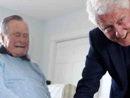 Pizzagate: Stv. Aussenminister der Bush-Administration packt aus & nennt Namen! (Bush, Hillary,