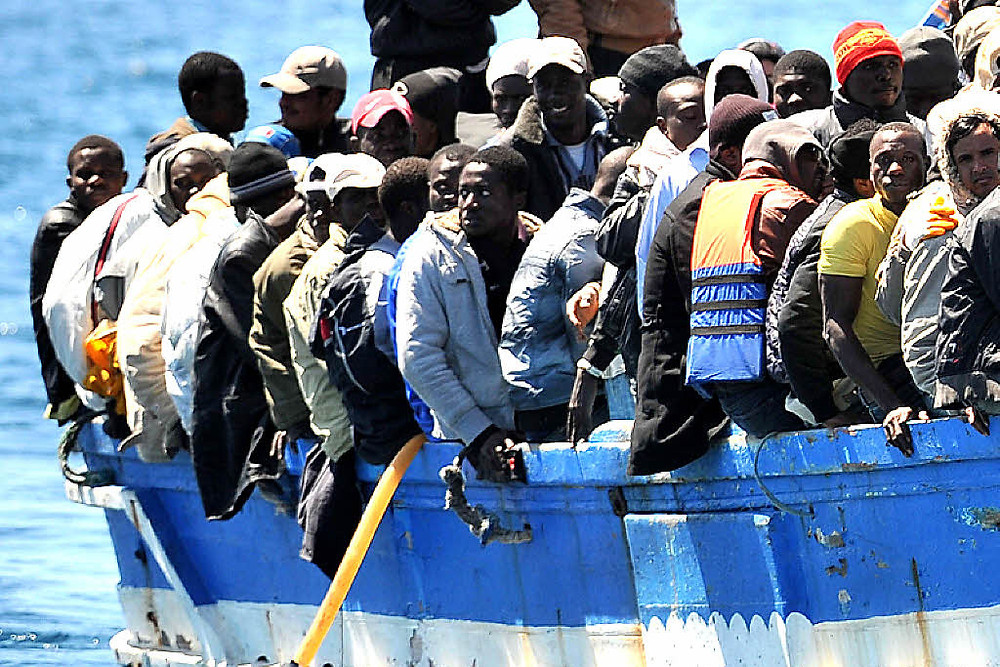 Wirtschftsmigranten