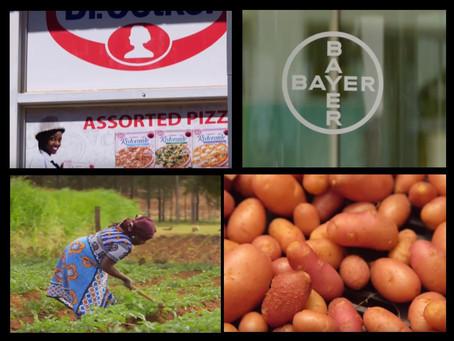 Mit Kartoffelchips gegen den Hunger in Afrika? – Konzerne als Retter in der Entwicklungspolitik? – D