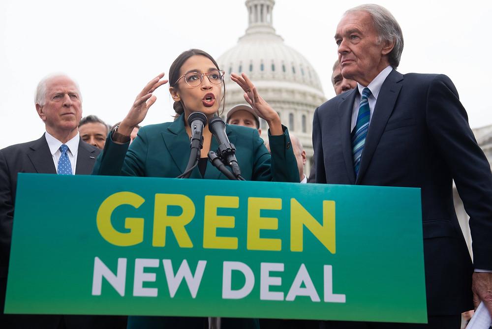 Rezo Green New Deal