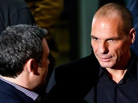 Griechenland: Varoufakis wurde 2015 auf Anweisung von George Soros entlassen!