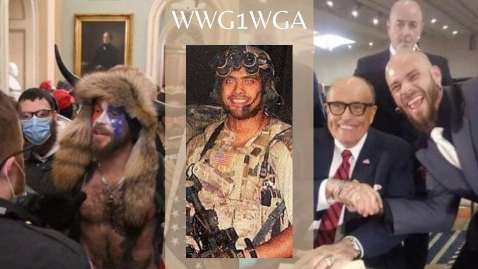 Neue Befundlage: War der Sturm auf das Kapitol eine Sting Operation der Marines?