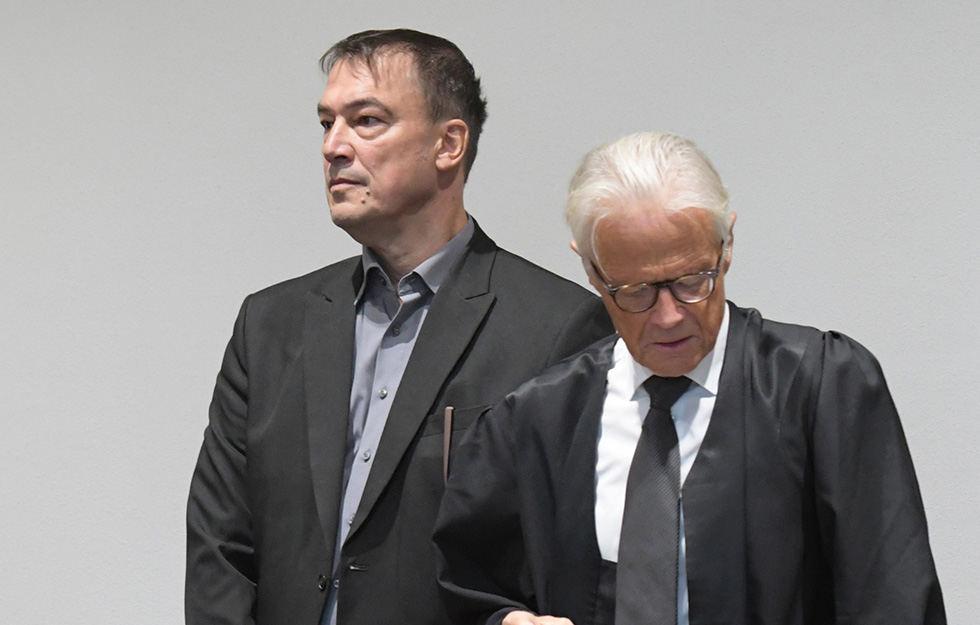 Pädoskandal Pedogate SPD Förster
