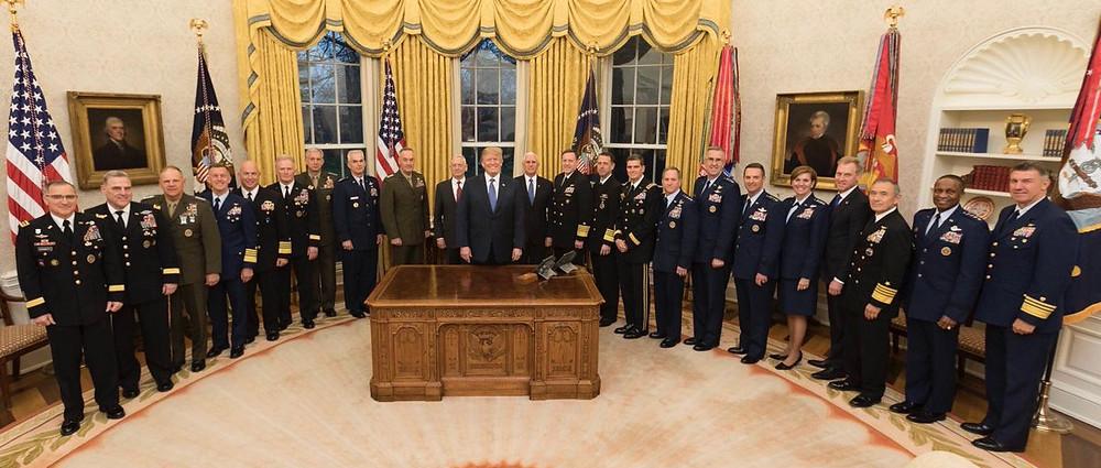 Trump 9-11