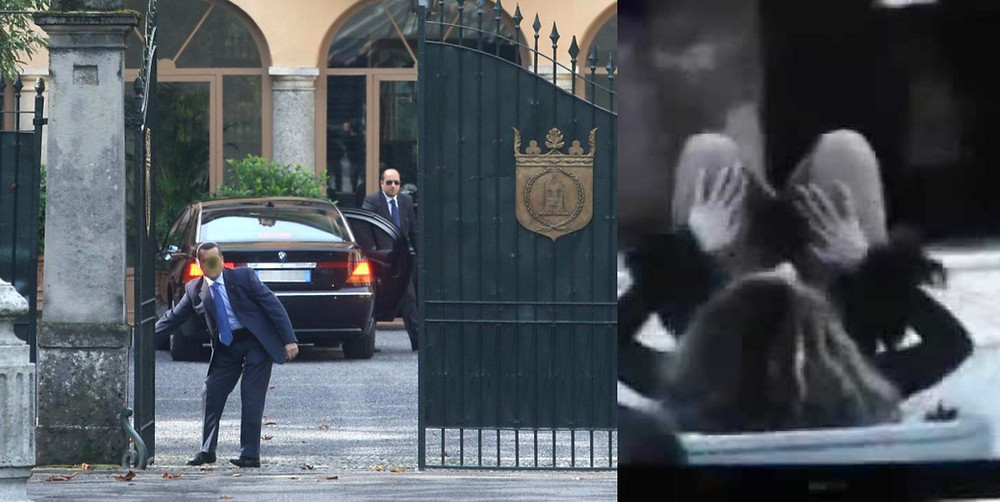 Berlusconi Pizzagate