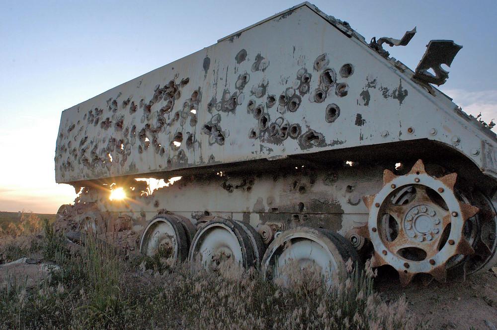 Panzer Uranmunition
