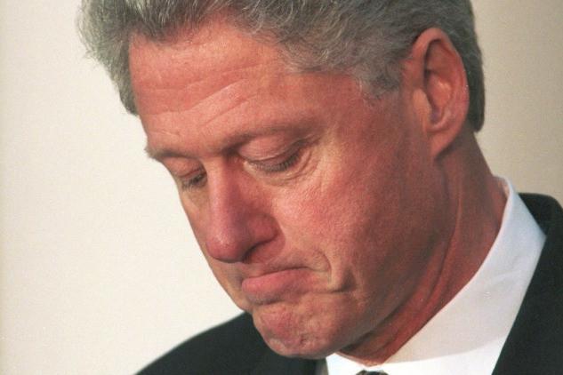 Bill Clinton Pedogate Vergewaltigung Nötigung