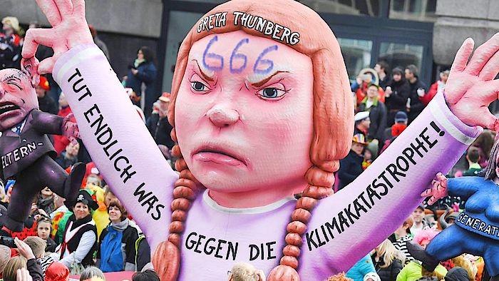 Klimastreiks – Demonstrationszwang an Volksschulen! inkl. Beweise & 666-Ritual