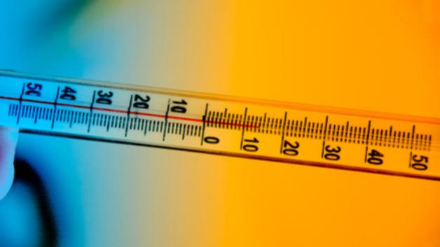 Fake-Temperaturen?