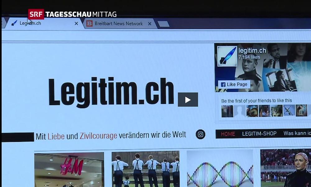 SRF Tagesschau alternative Medien legitim.ch uncut-news