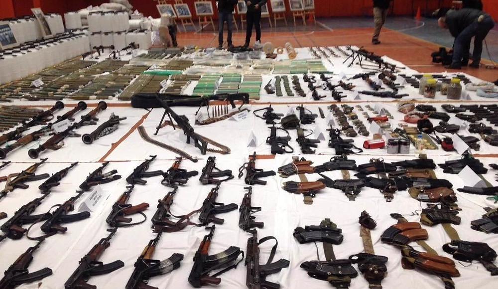 Waffenhandel ISIS IS