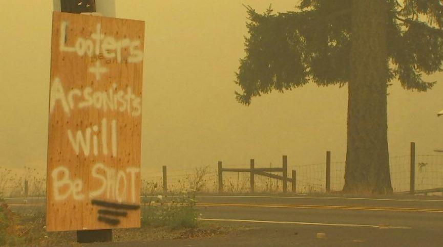 USA: Schon wieder Klimamärchen – Polizei verhaftet diverse Brandstifter und sichert Beweismaterial!