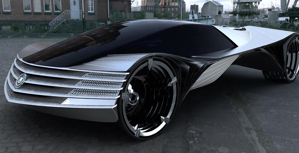 Thorium Auto Antrieb