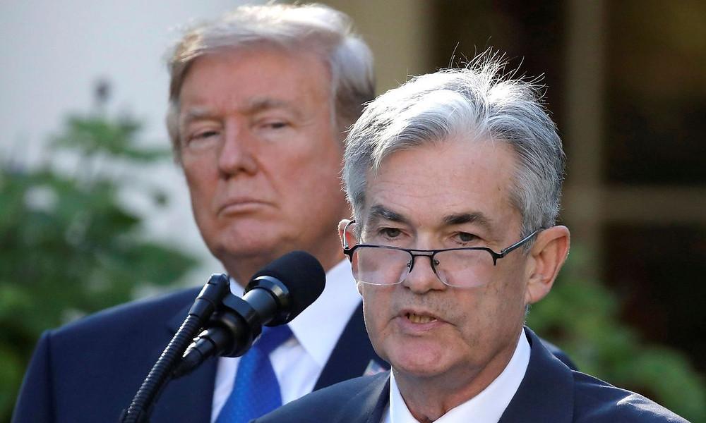 Trump Fed Crash