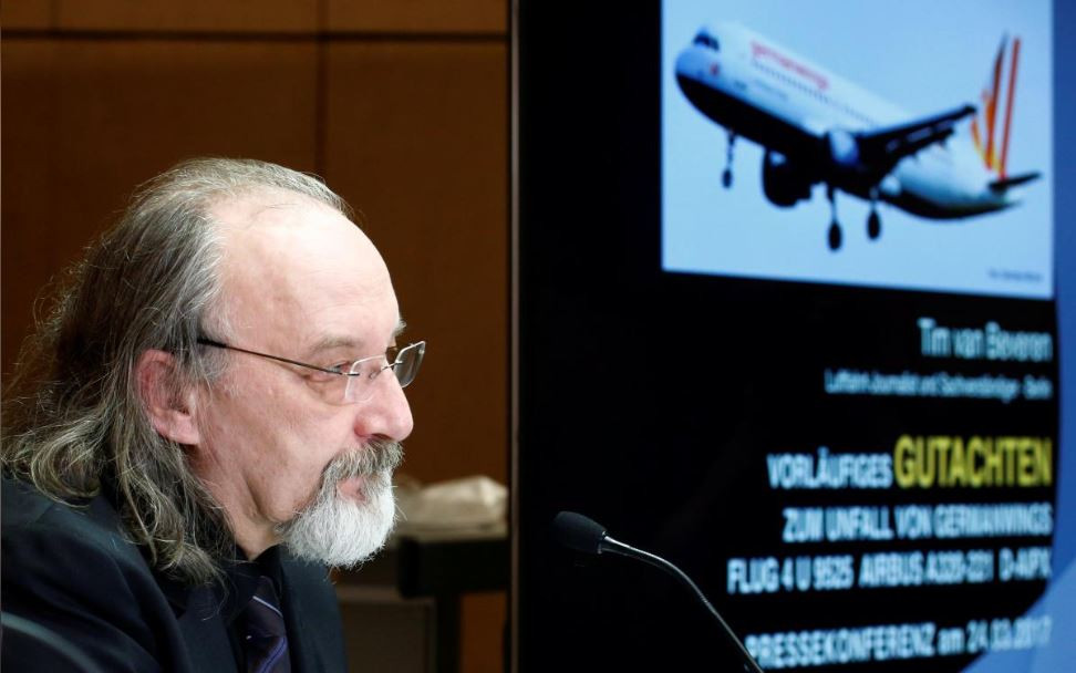 Germanwings Absturz Wahrheit Lüge Petition