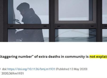 British Medical Journal: Mehrheit der Heimbewohner nicht an COVID-19 gestorben!