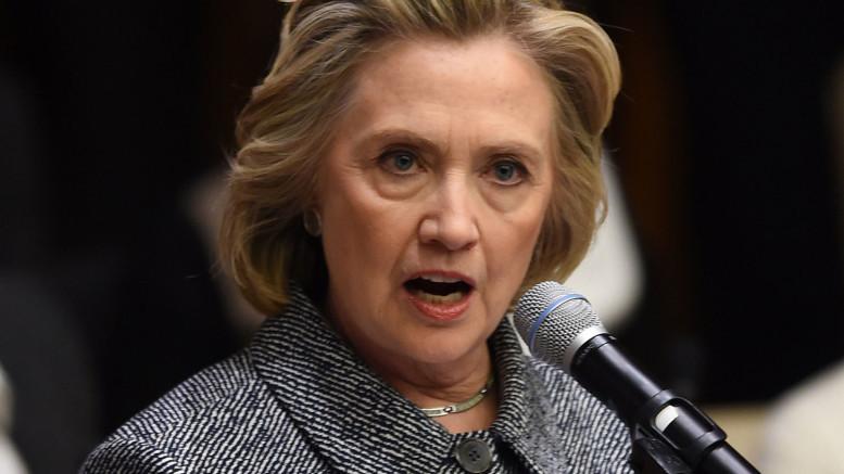 Hillary Pedogate