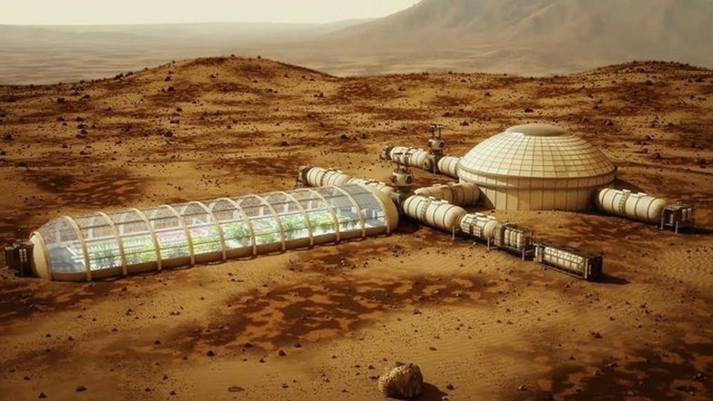 Mars Sklaven