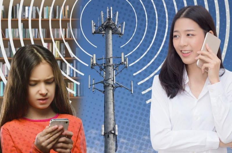 5G Netzwerk Gefahr Ungesund Schädlich