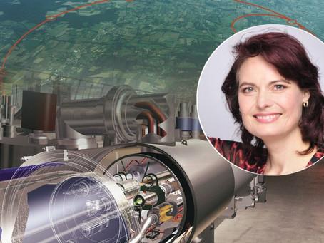 Physik-Doktorin und ehemalige CERN-Forscherin erklärt das grösste GEHEIMNIS des UNIVERSUMS!