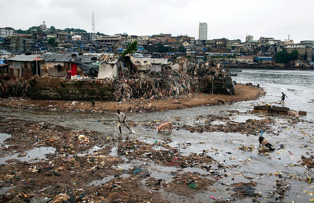 Cholera AIDS Armut Afrika