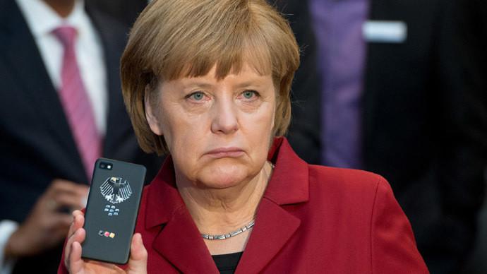 Merkel NWO Illuminati