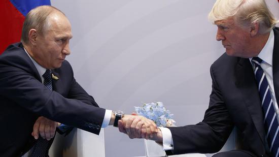 G20 Trump Putin