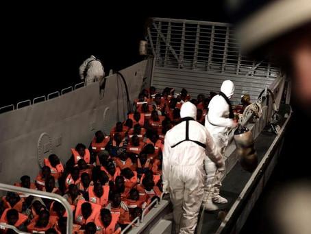 Neue Doku entlarvt Millionengeschäft mit Migrantenhandel! Für die UNO ein notwendiges Übel ...