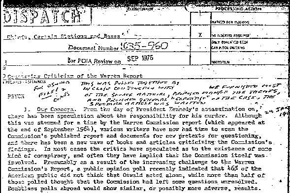 Dokument 1035 960 JFK Verschwörungstheorie Kampfbegriff