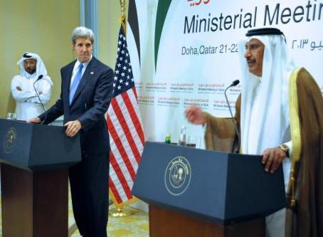 In schockierendem Interview gibt Qatar Geheimnisse über die Hintergründe des Kriegs gegen Syrien pre