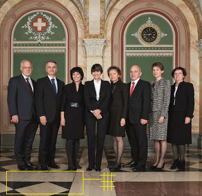 Bundesrat schweiz Templer Illuminati