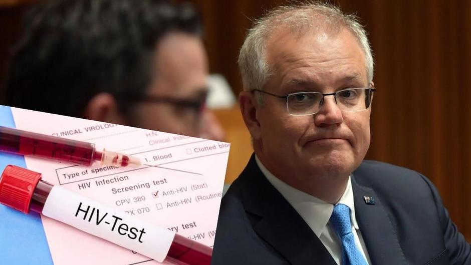 Australien kündigt Milliarden-Impfdeal, nachdem Probanden plötzlich positiv auf HIV testen!