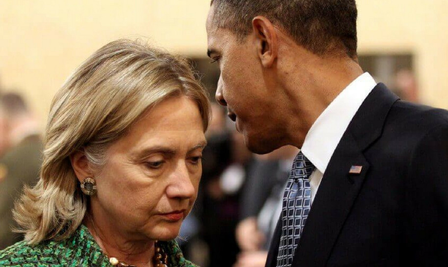 FISA Obama Hillary Knast
