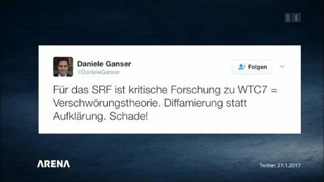 Skandal im Schweizer Fernsehen