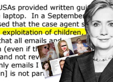 Flynn-Anwältin: Clinton Mails so verstörend, dass sich sogar die Ermittler übergeben mussten!