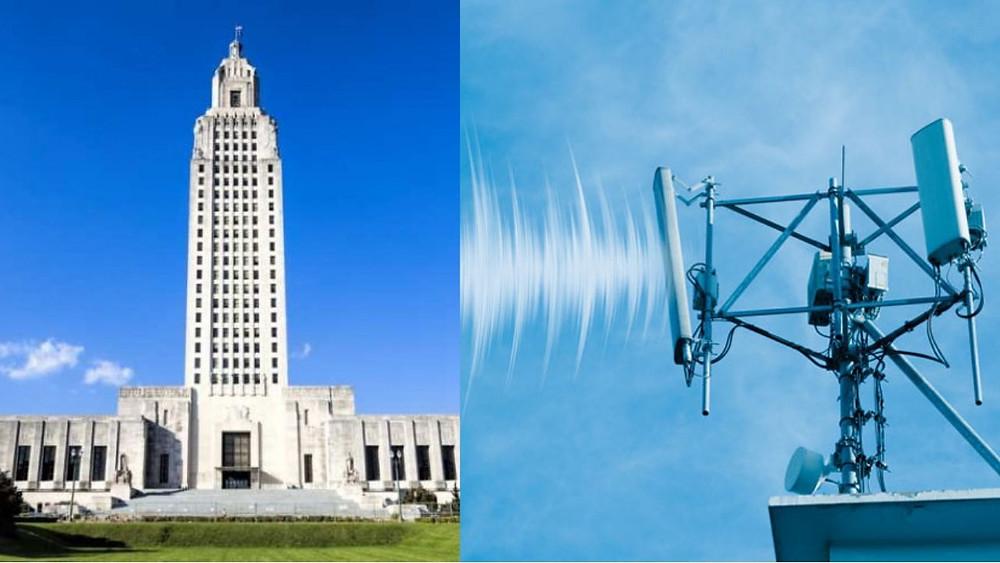 5G Verbot Louisiana