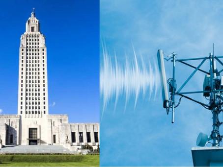 Louisiana - Erster Bundesstaat fordert eine Studie über die gesundheitlichen Auswirkungen von 5G!