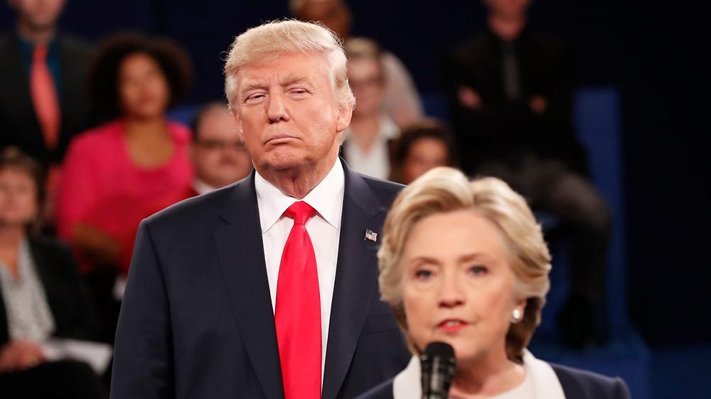 Trump Hillary FISA Memo Gefängnis