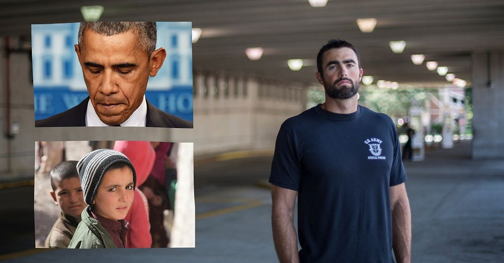 Obama Afghanistan Pädophilie