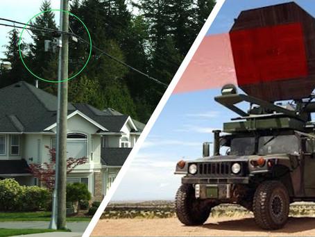 Die 5G-Technologie ist ein schreckliches Waffensystem der US-Army!