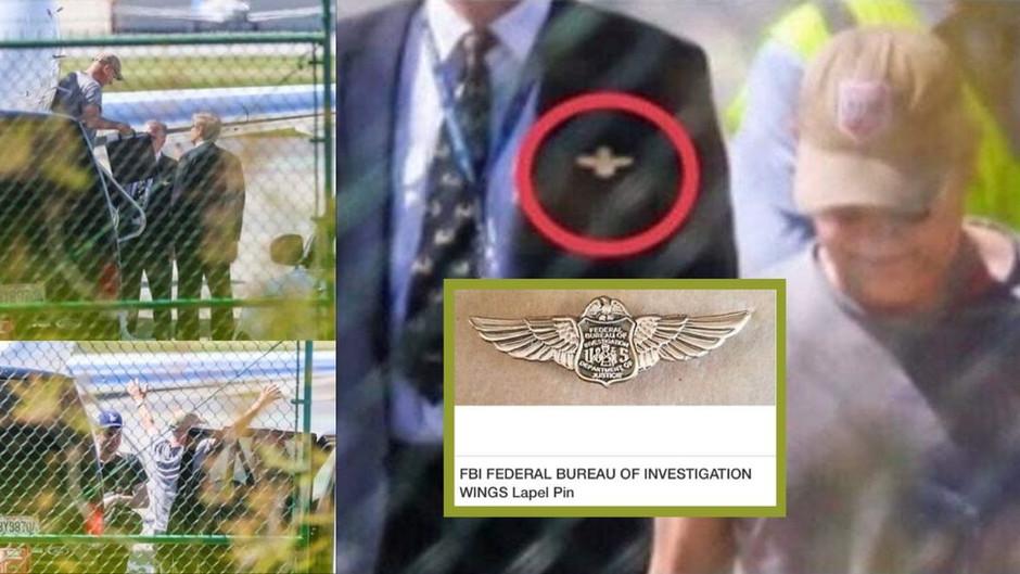 Geleakte Bilder: Wurde Tom HANKS heimlich vom FBI VERHAFTET ???