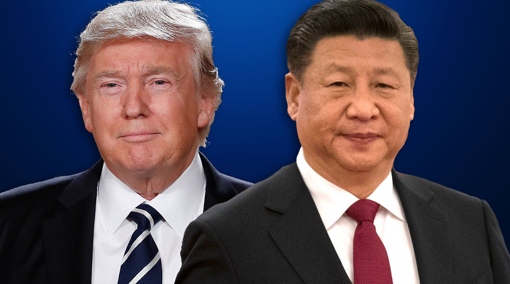 Trump Xi Jinping best friends