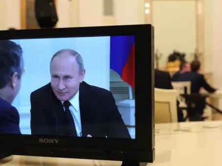 Knallhartes Interview - Putin befürwortet Trump und teilt gegen Globalisten aus!