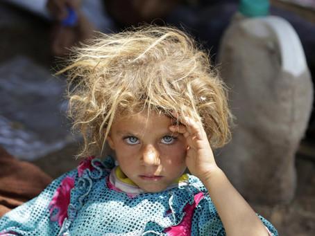 """Amnesty International: """"Der Islamische Staat ist auch ein Netzwerk von Pädophilen"""""""