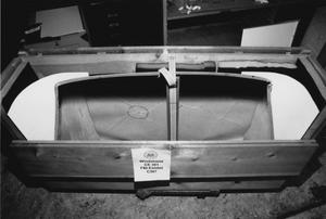 Einschussloch Windschutzscheibe Kennedy JFK Oswald