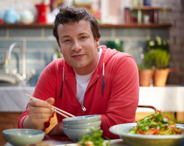 """Star-Koch Jamie Oliver: """"McDonald's-Hamburger sind was für Hunde, aber nicht für Menschen."""""""