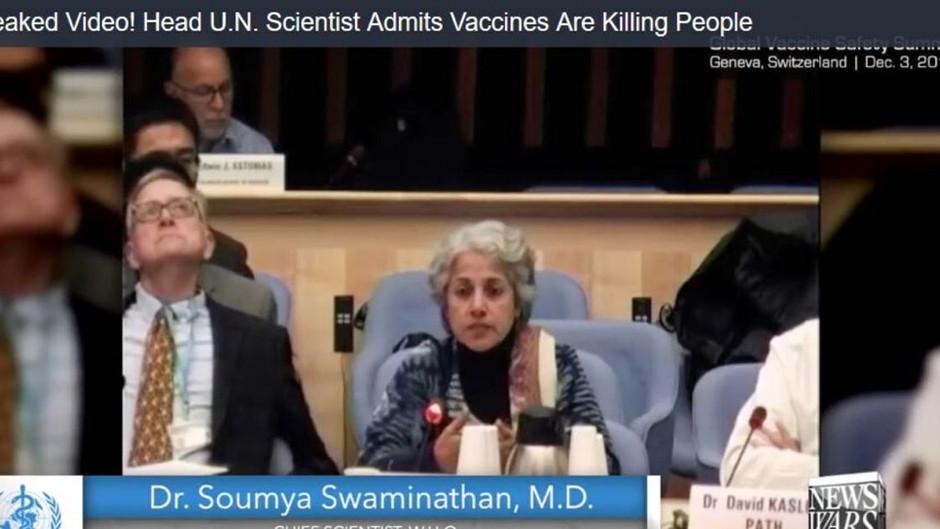 Stv. Generaldirektorin der WHO lässt BOMBE platzen: Impfungen töten & Ursachen werden vertuscht !!!