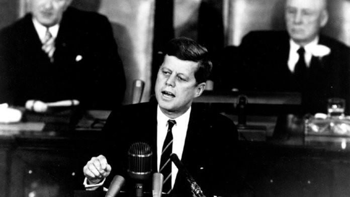 JFK Kennedy Warnung